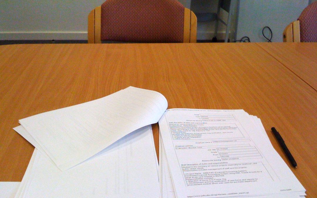 Tutkimushaastatteluun valmistautuminen